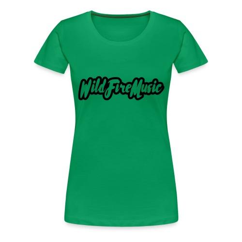 WildFireMusic - Women's Premium T-Shirt