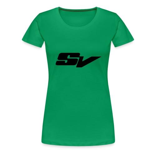 SV hoodie st - Women's Premium T-Shirt