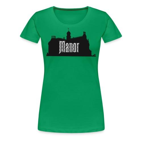 Manor - Women's Premium T-Shirt