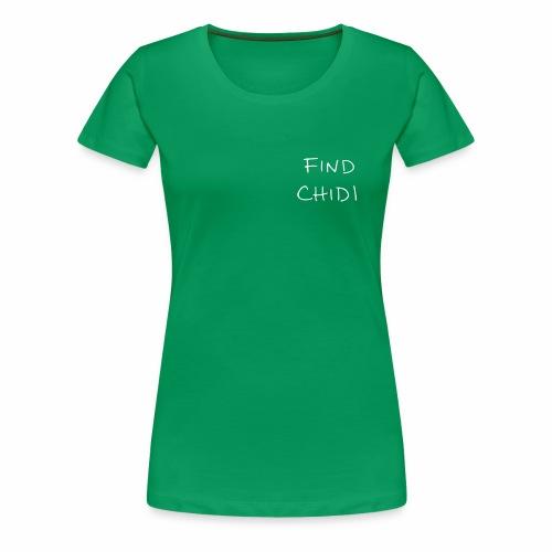 Note To Self - Women's Premium T-Shirt