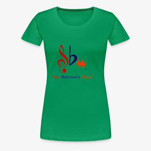 Sam Bateman's Music - Women's Premium T-Shirt