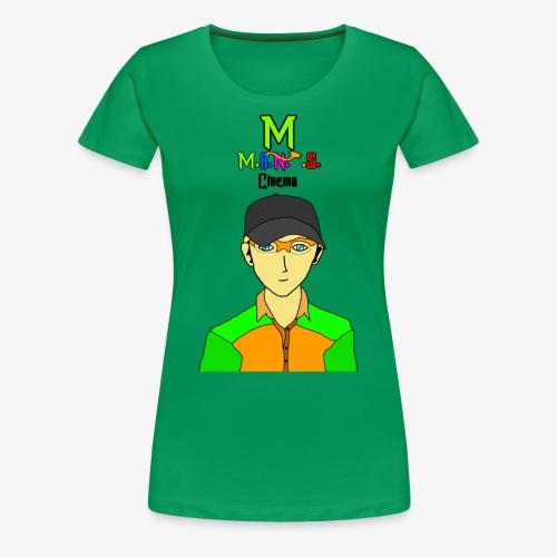 Michael For Merch MAN'S - Women's Premium T-Shirt