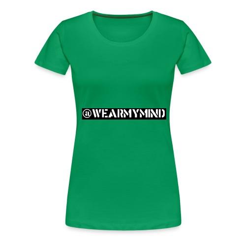#Honesty - Women's Premium T-Shirt