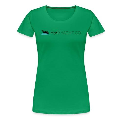 H2O Yacht Co. - Women's Premium T-Shirt