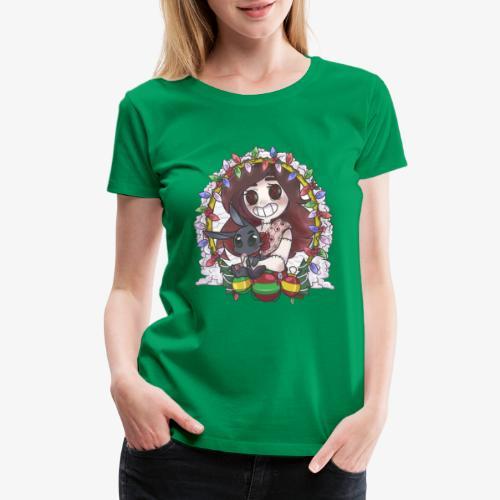 MadChristmas - Women's Premium T-Shirt