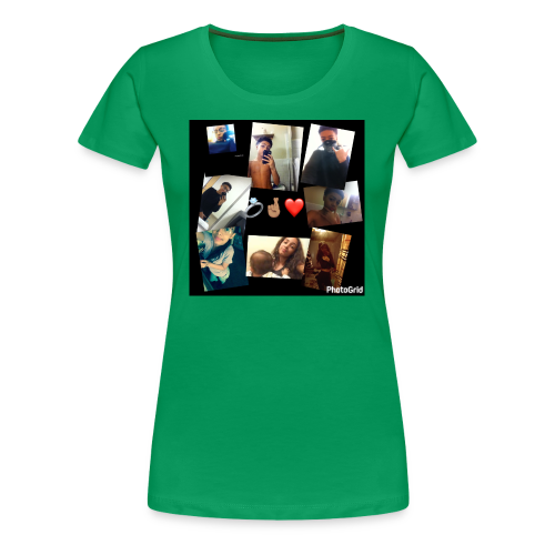 GOals - Women's Premium T-Shirt