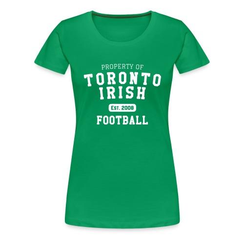 Property of TIFC - Women's Premium T-Shirt