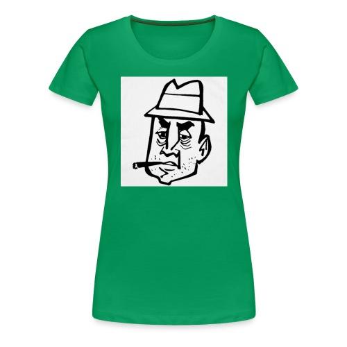 BO$$ - Women's Premium T-Shirt
