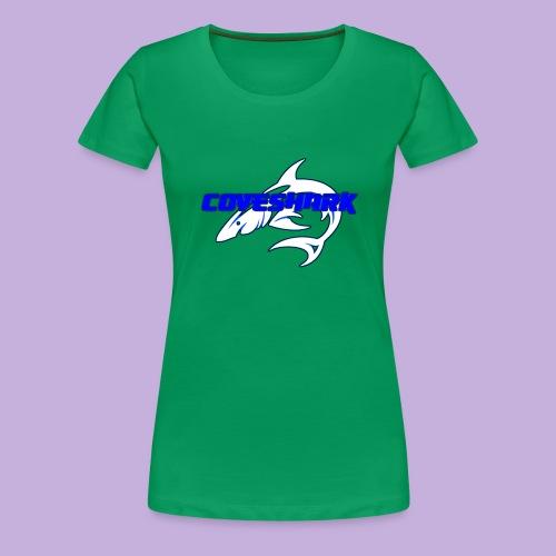 CoveShark - Women's Premium T-Shirt