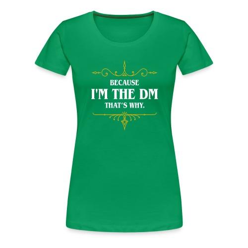 dungeons and dragons - Women's Premium T-Shirt