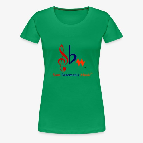 Sam Bateman's Music - Women's Premium T-Shirt