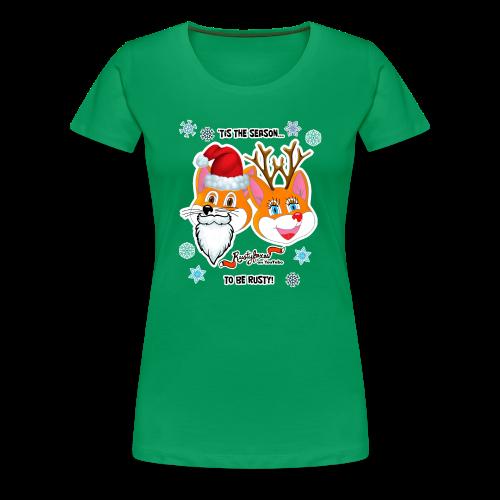 'Tis the Season - Women's Premium T-Shirt