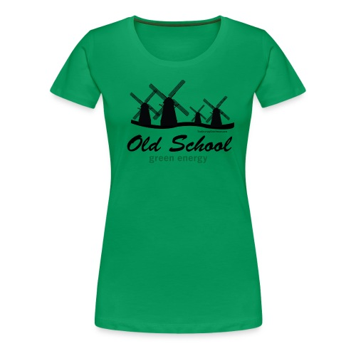 11 Old School - Women's Premium T-Shirt