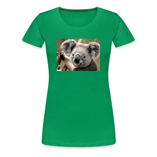 the koala shirt - Women's Premium T-Shirt