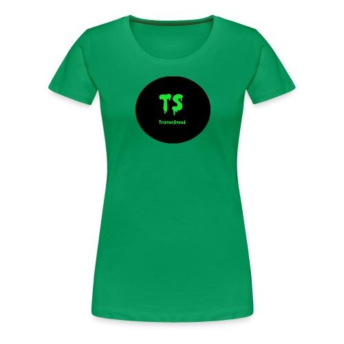 Tristan Snead Zombie Logo - Women's Premium T-Shirt