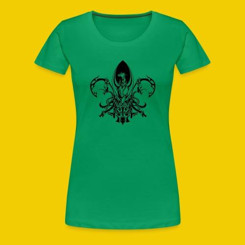 Spirit Dragon - Women's Premium T-Shirt