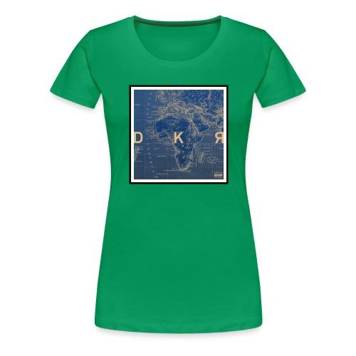 DKR_mod - Women's Premium T-Shirt