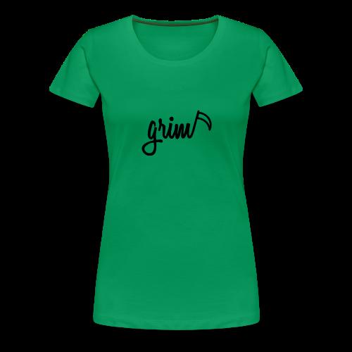 grim - Women's Premium T-Shirt