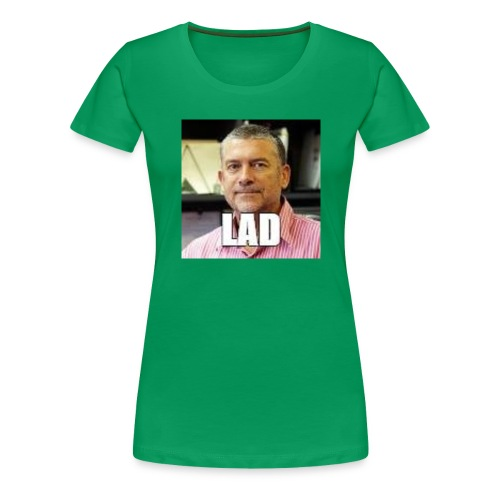 CHCCS meme design 2 - Women's Premium T-Shirt