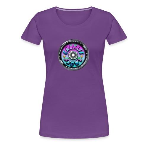 Charlie Brown Logo - Women's Premium T-Shirt