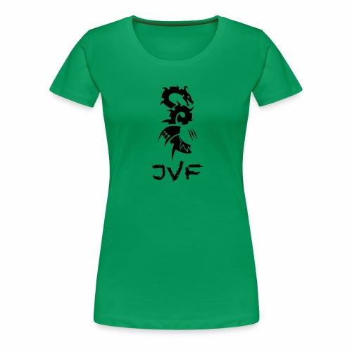 JVF Dragon Edition - Women's Premium T-Shirt