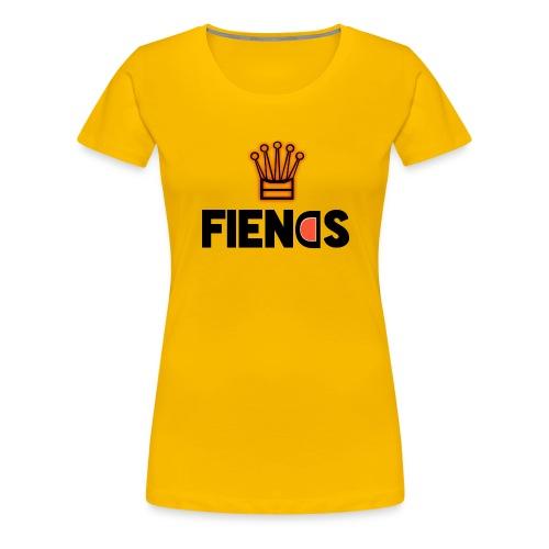 Fiends Design - Women's Premium T-Shirt