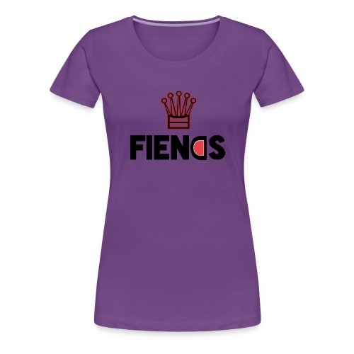 Fiends Design - Women's Premium T-Shirt