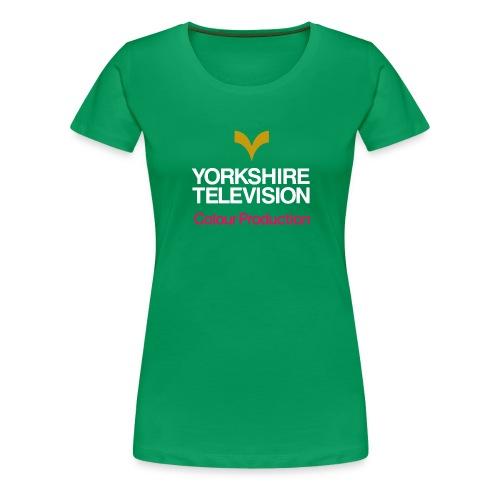 York Shire TV Symbol - Women's Premium T-Shirt