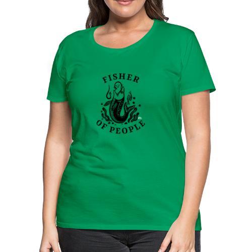 MATTHEW 4:19 - Women's Premium T-Shirt