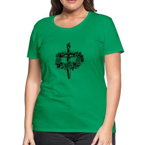 JAMES 1:12 - Women's Premium T-Shirt