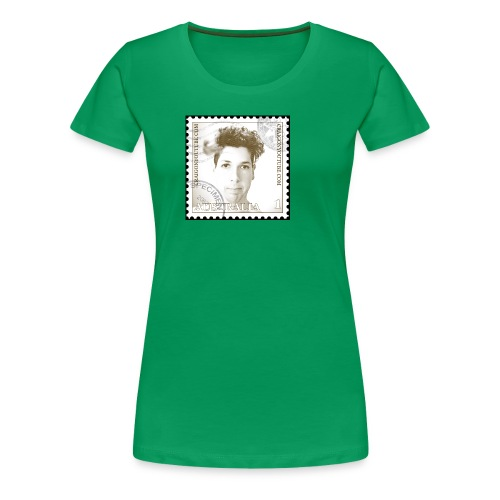 Craig on a Stamp - Women's Premium T-Shirt