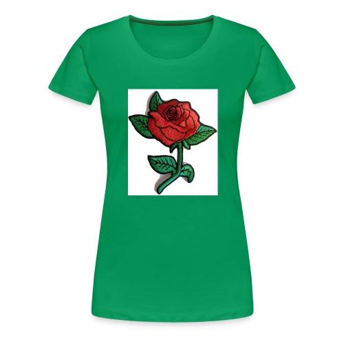 t-shirt roses clothing🌷 - Women's Premium T-Shirt
