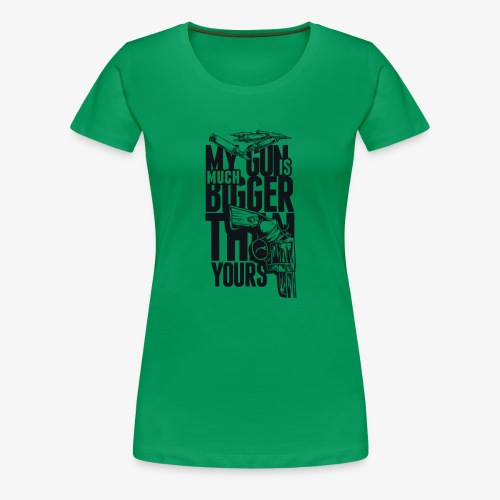 Fun - Women's Premium T-Shirt