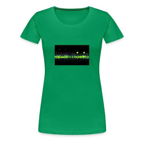 what we do data viz - Women's Premium T-Shirt