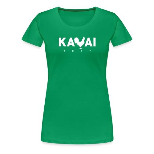 Wilson Kauai 2017 - Women's Premium T-Shirt