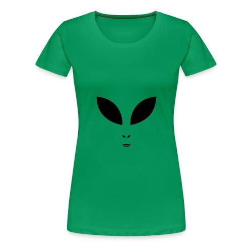 Alien Roswell - Women's Premium T-Shirt
