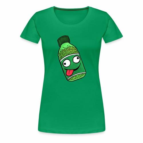Crazy Soda - Women's Premium T-Shirt