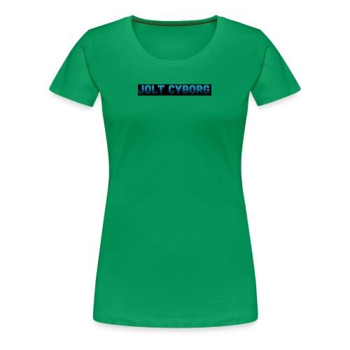 JoLt - Women's Premium T-Shirt