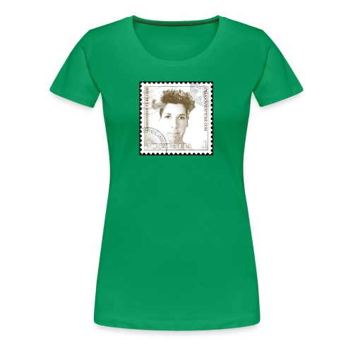 Craig on a Stamp - Women's Premium T-Shirt