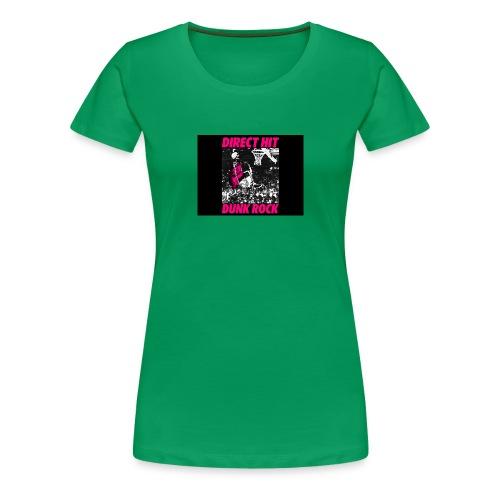 dunk - Women's Premium T-Shirt