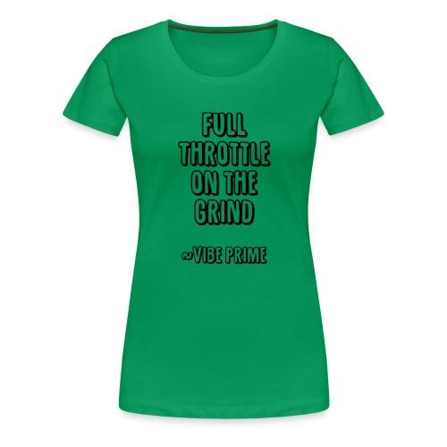 Vibe Prime Merch - Women's Premium T-Shirt
