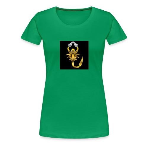 Animal Ice - Women's Premium T-Shirt