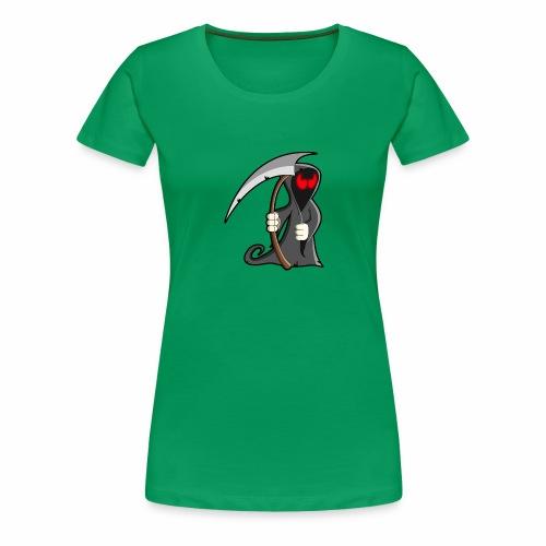 Monstre 02 - Women's Premium T-Shirt