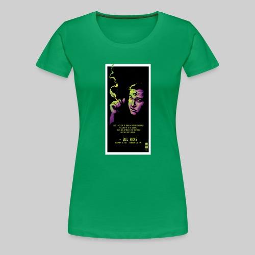 Bill Hicks - Women's Premium T-Shirt