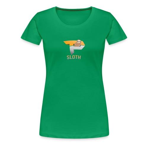 Stay Slothinq - Women's Premium T-Shirt