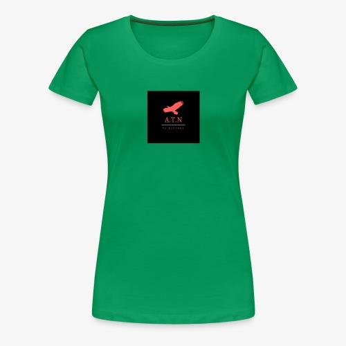 ATN exclusive made designs - Women's Premium T-Shirt
