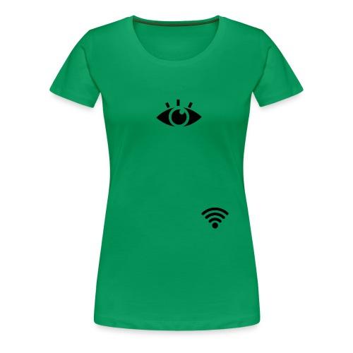 Échange de regards FEMMES - Women's Premium T-Shirt