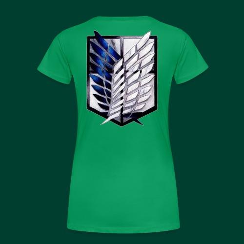 Scouting Legion Logo - Women's Premium T-Shirt