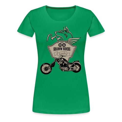 SRA T FRONT Fancy - Women's Premium T-Shirt