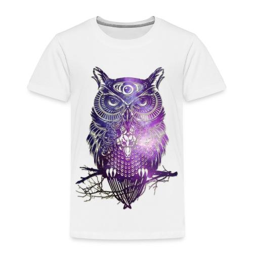 All Seeing Owl - Toddler Premium T-Shirt